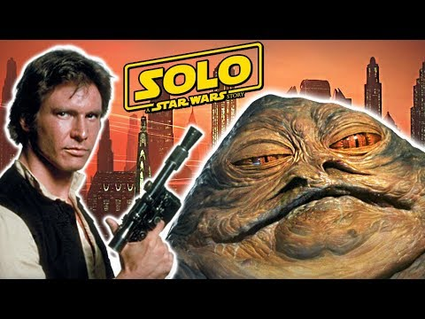 Jabba The Hutt to be in SOLO Movie - Star Wars News Explained
