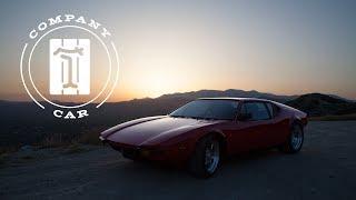1972 De Tomaso Pantera: The Company Car Of Our V8 Dreams