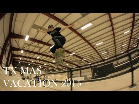 TX MAS VACATION 2015