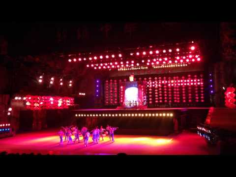 The Amazing Show in Splendid China Folk Village Shenzhen - Part 06