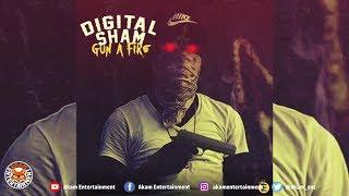 Digital Sham - Gun a Fire - June 2018