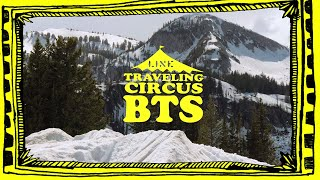 LINE Traveling Circus 13.1  BTS Extra Raw Clips