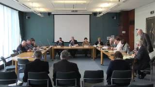 Shropshire Council Cabinet March 25th 2015