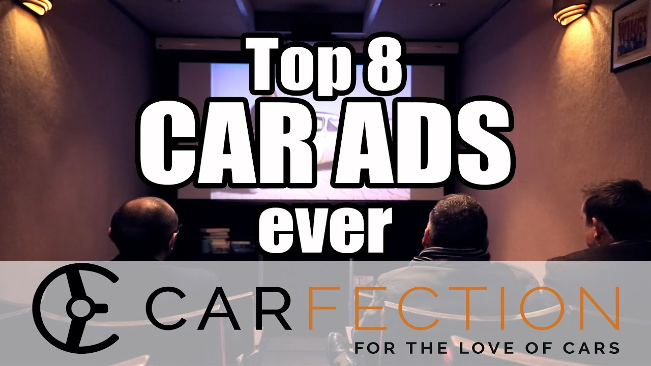 top 8 best car ads ever carfection youtube. Black Bedroom Furniture Sets. Home Design Ideas