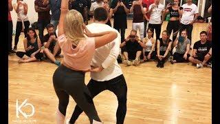Kiko & Christina [Romeo Santos ft. Ozuna - Sobredosis] @ Bachata Day Stuttgart 2017