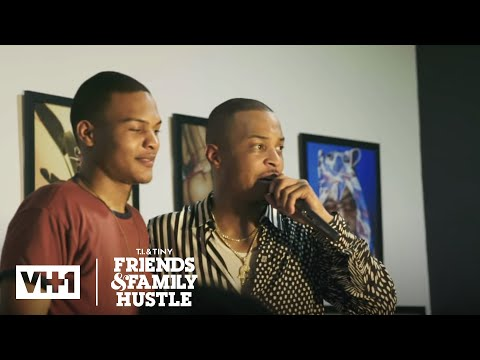 TIP Reflects on 'Dime Trap' & His Career Journey | T.I. & Tiny: Friends & Family Hustle