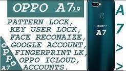 OPPO A7 (CPH1901)SCREEN,PATTERN,FRP UNLOCK BY OFFLINE EASY JTAG 100