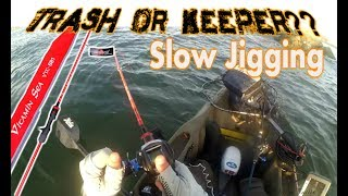 Trash or Winner? Chinese Slow Pitch Jigging Rod Ep. 71