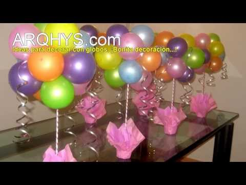 Thumbnail: Ideas para decorar con globos
