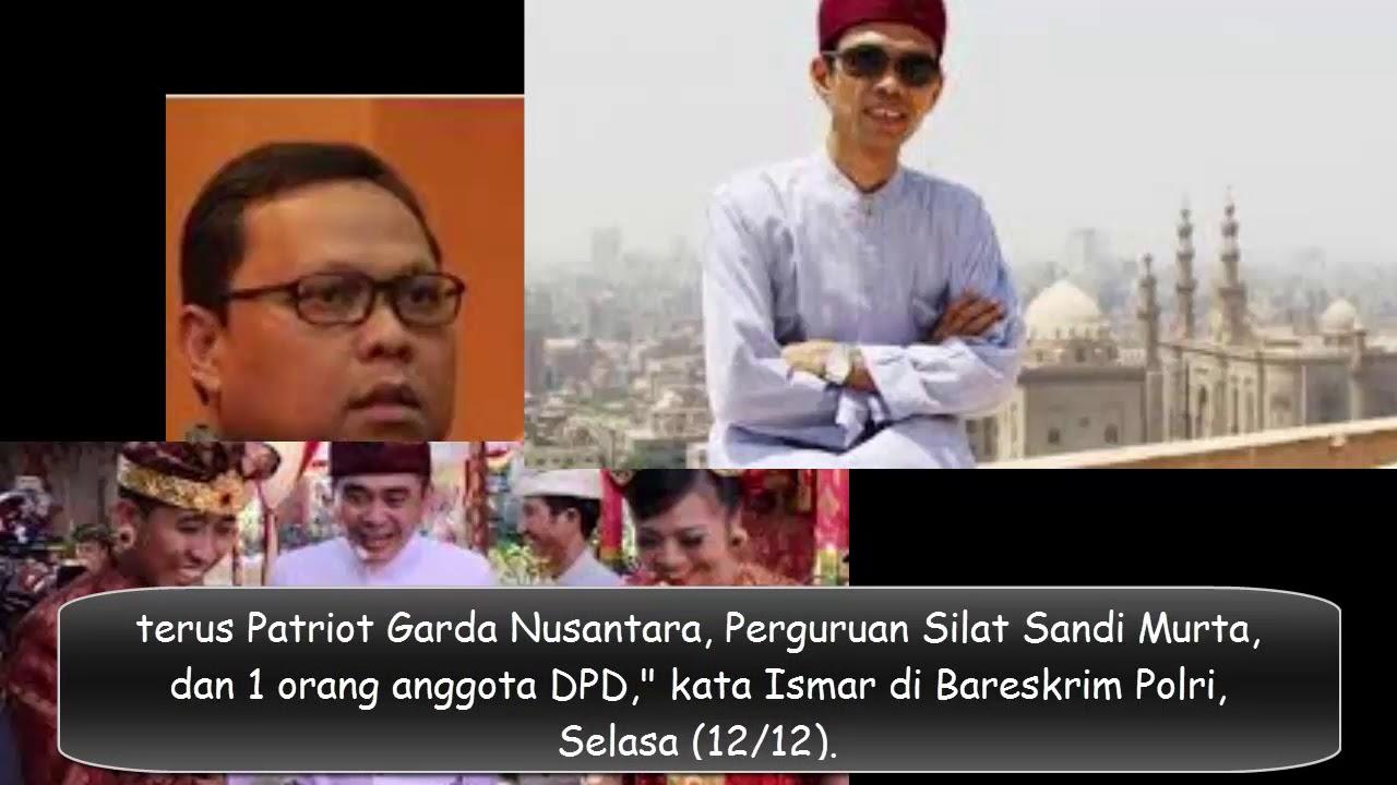 Ini Dia Nama Pelaku Persekusi Ustad Abdul Somad Yang Resmi ...