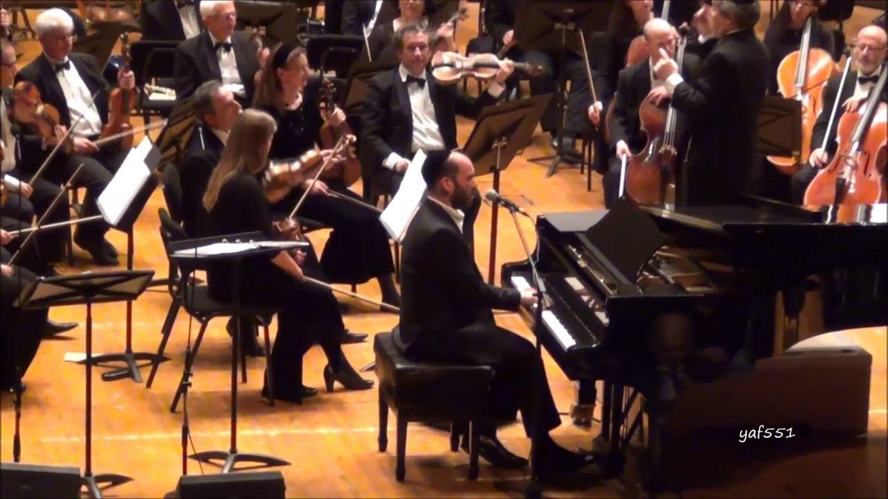 יונתן רזאל והתזמורת הסימפונית ירושלים // קטנתי - LIVE
