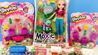 Moxie girlz Poopsy Pets, Shopkins, Elsa Anna  Frozen Photos, One Direction, toy review haul video!