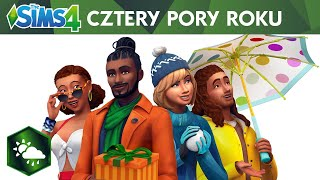 The Sims 4 Cztery Pory Roku (PC) PL