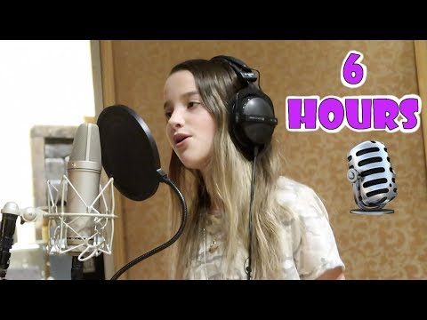 Six Hours in a Recording Studio 🎙️ (WK 352.6) | Bratayley