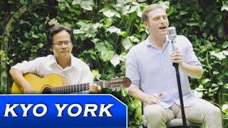 Khi Cha Già Đi | Acoustic Cover | Kyo York | Eng/Vie Sub