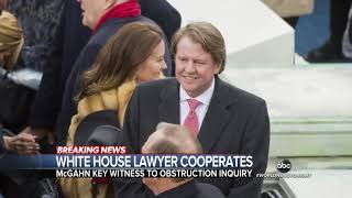 McGahn meets with Mueller on Russia probe ABC News
