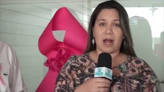 Outubro Rosa da Policlínica Judite Chaves realiza ciclo de palestras e de exames