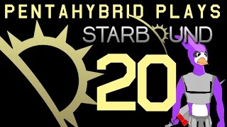 Let's Play Starbound - Part 20 - Diamond Hunting