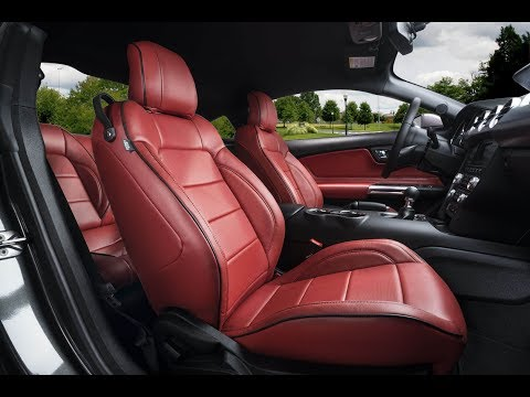 Katzkin Custom Leather Auto Interiors Leather Seats Upholstery Katzkin Leather Installation Laas Youtube