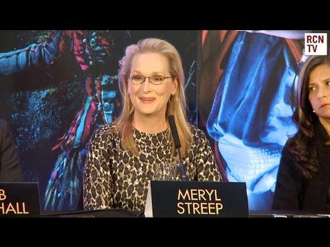 Meryl Streep Interview - Theatre vs Film Acting