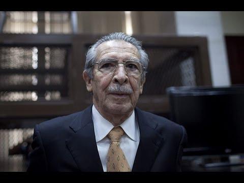 The Stream - Guatemala pursues justice in #RiosMontt case