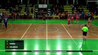 180314 ГК Гомель vs. ГК СКА-Минск