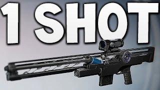 Destiny - 1 SHOT SNIPER !!