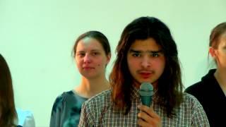 Студент из Индии спел гимн России. Уроки вокала Марии Струве