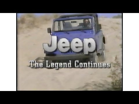 Jeep - The Legend Continues -1999 - Mopar Factory Video