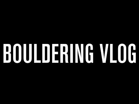Bouldering Vlog Introduction