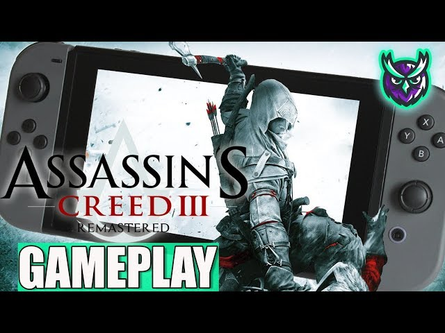 Assassin S Creed 3 Remastered For Nintendo Switch Video