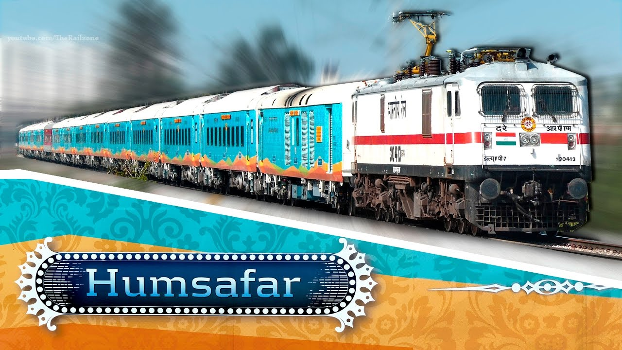 Image result for humsafar train