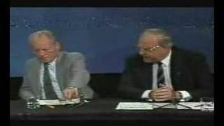 """Brandt greift Kohl an (1985) """"Sie lügen die Menschen an"""""""