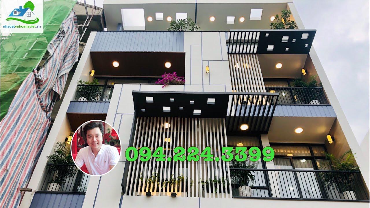 Bán Nhà Gò Vấp. 4.2 x 15m Nguyễn Oanh. Cực Phẩm Phong Cách Caribe Hiện Đại Xuất Hiện 0942243399