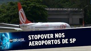 Governo de SP faz parceria para estimular o turismo no estado | SBT Brasil (22/08/19)