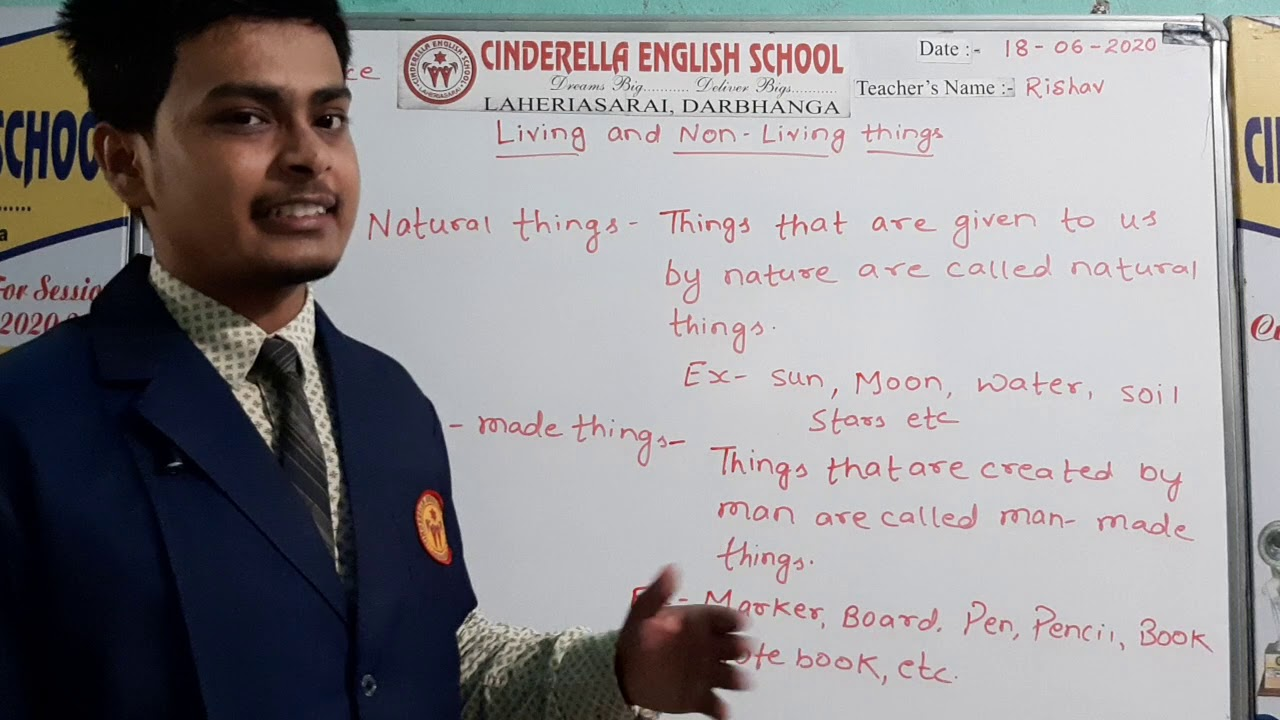 Science Std 3 by Mr.Rishabh Raj