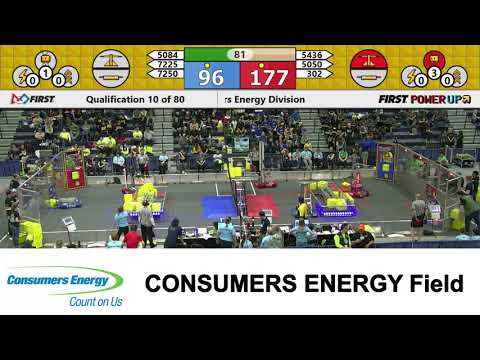2018 MSC Consumers Energy Field Qualification Match 10