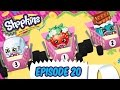 "Shopkins Cartoon - Episode 20, ""Shopping Cart Rally"""