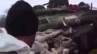 Новости Украина АТО Эксклюзив обстрел Война на Украине Бои за Дебальцево Кадры с поля боя