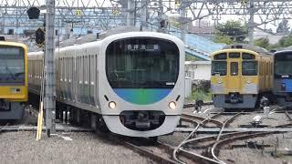 西武鉄道 30000系 816編成 保谷駅