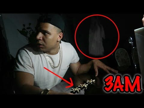 DO NOT SPIN 3 FIDGET SPINNERS AT 3AM (CREEPY GHOST)