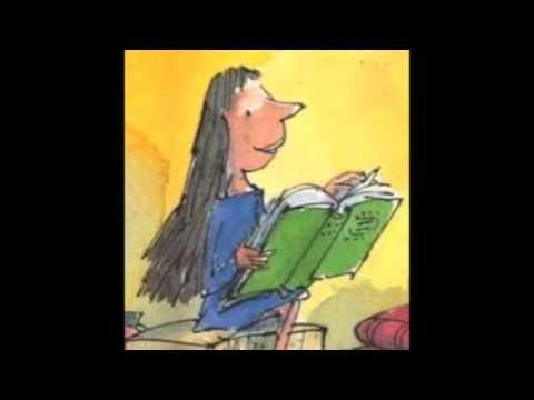 Matilda By Roald Dahl Book Trailer