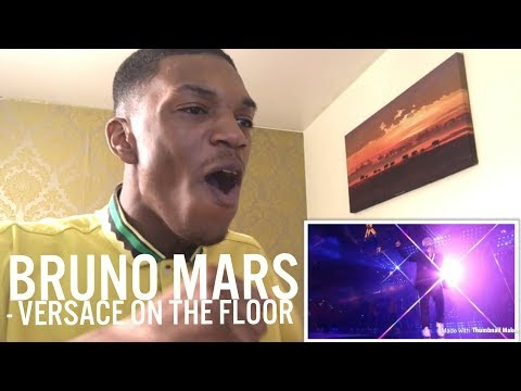 Bruno Mars - 2017 Billboard Music Awards Performance REACTION!!