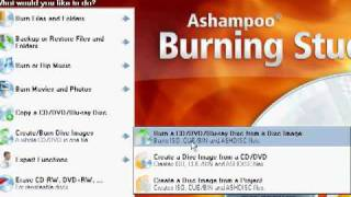 How to burn Boot CD/DVD