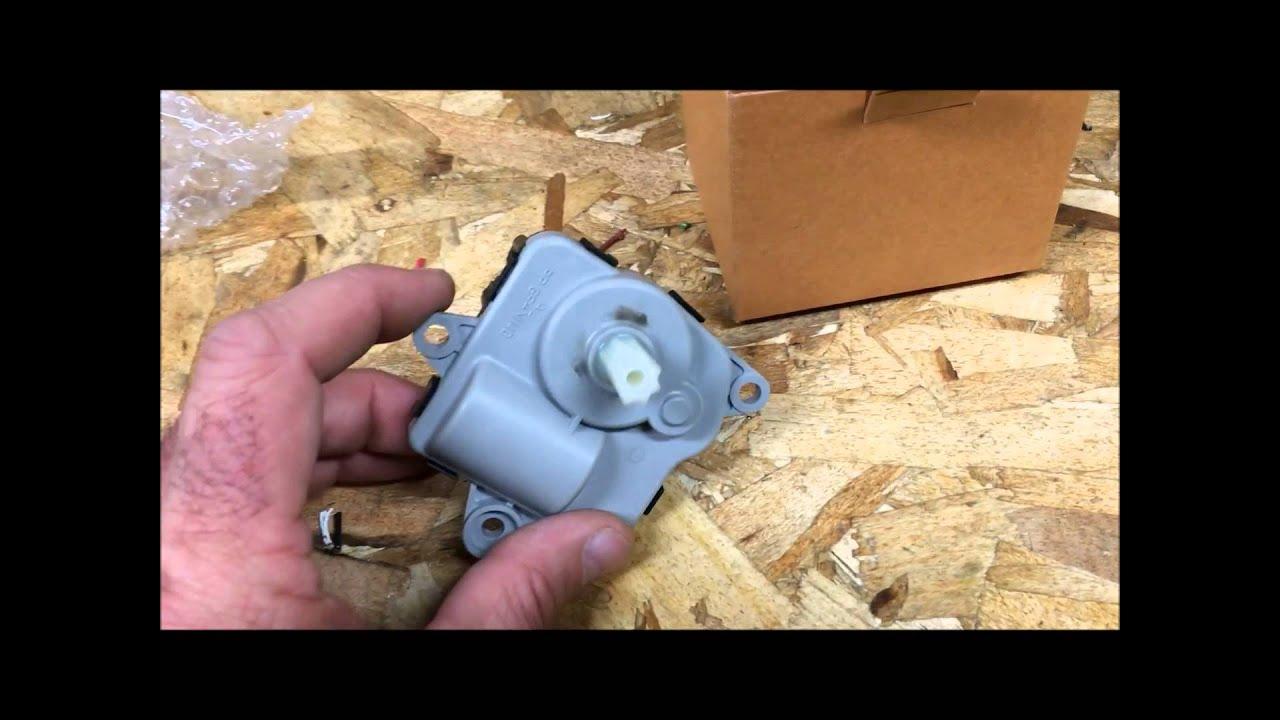 2010 Chevy Equinox Blend Door Actuator Replacement Youtube Gmc Terrain Engine Diagram