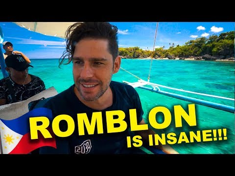 ROMBLON is INSANE Paradise in THE PHILIPPINES