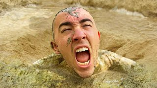 Quicksand vs. Human- Can You Survive?