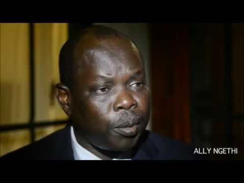 Pagan Amum on Peace Process and Relationship with SPLM-IO