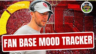 Oklahoma Football Mood Tracker - January Update (Late Kick Cut)