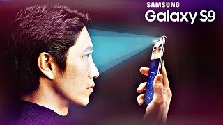 Samsung Galaxy S9 - Introducing Iris Camera!